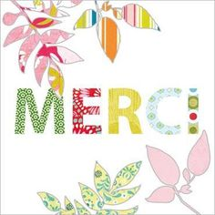 *Merci!* ~Thank you to all of my followers!~ xoxo