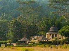 amanjiwo resort borobudur at dusk Borobudur Temple, Cultural Experience, Jakarta, Dusk, Singapore, Taj Mahal, Bali, Island, Country