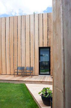 Дом инсталляция в скандинавском стиле