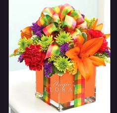 Angie's Floral Designs in El Paso TX offers you the highest form of design, with the highest quality of flower. With same day delivery service  and being a leading El Paso florist, you can count on Angies Coronado to be your number #1 provider for wholesale flowers! Order today at 915-845-6303 or shop at angiesfloraldesigns.com