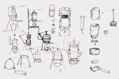 B E T A - eine alternative Espressomaschine: Ideation Espresso Maker, Open Source, Design, Alternative, Sketches, Simple, Check, Beautiful, Espresso Coffee Machine