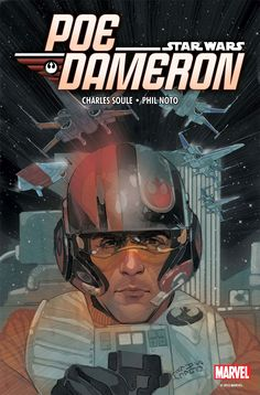 Ace 'Star Wars' pilot Poe Dameron is getting his own Marvel comic series