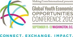 Global Youth Economic Opportunities Conference 2012 logo