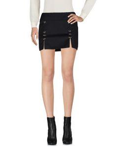 JOHN RICHMOND Mini Skirt. #johnrichmond #cloth #dress #top #skirt #pant #coat #jacket #jecket #beachwear #