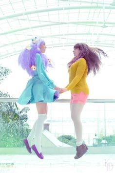 bee and puppycat dream cosplay - Google Search