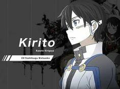 Kirito - Sword Art Online: Ordinal Scale