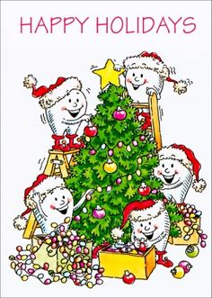Happy Holidays! #dentist #Wilmington www.sallingtate.com