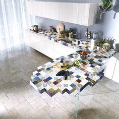 36e8 MadeTerraneo KItchen by LAGO DESIGN #lagodesign #homedecor #kitchen #design #idea