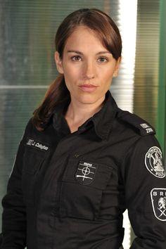 Amy Jo Johnson - AKA Jules Callaghan ®... #{T.R.L.}