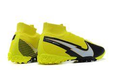 Nike Mercurial Superfly Black Football Boots, Air Max Sneakers, Sneakers Nike, Superfly, Nike Air Max, Yellow, Shoes, Fashion, Nike Tennis