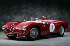 1953, Alfa Romeo 6C 300PR