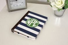 $59 Kindle cover for Kindle Fire, Kindle Touch, Kindle 4, Kindle 3, Nook Personalized Monogram cover case