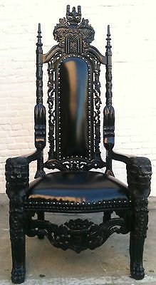Find great deals on for throne chair and gothic chair in Home & Garden.