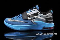 on sale 5e9c8 077c2 Buy Nike KD 7 Light Lacquer Blue Clearwater-Total Orange-White Lastest from Reliable  Nike KD 7 Light Lacquer Blue Clearwater-Total Orange-White Lastest ...
