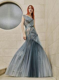 アトリエ ヴェルサーチ(Atelier Versace)2017 SS HAUTE COUTUREコレクション Gallery17 - ファッションプレス
