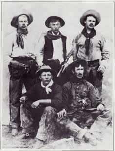 - Cowboy Country and the Old West
