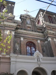 St. Alphonsus Church in New Orleans...and a little history lesson on the Irish in New Orleans