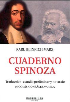 Biblio-filo-sofía: Cuaderno Spinoza de Karl Heinrich Marx
