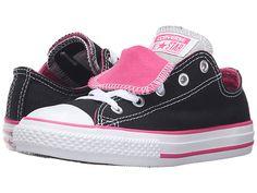 Converse Kids Chuck Taylor® All Star® Double Tongue (Little Kid/Big Kid)