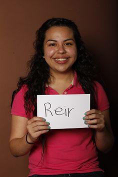 Laugh, Jusseimy Salinas, Estudiante, UANL, Apodaca, México