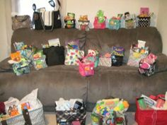 Gift BAG ideas... Contact me for more information.   www.mythirtyone.com/thirtyonekelly   https://www.facebook.com/bagladykelly https://www.facebook.com/groups/thirtyoneforthefamily/