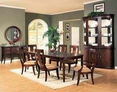 formal living room sets fancy formal living room sets formal dining room sets and benefits contempor Dream Dining Room, Cheap Dining Room Sets, Formal Living Room Sets, Cheap Living Room Sets, Room Set, Trendy Furniture, Cherry Dining Room Sets, Dining Room Colors, Dining Room Sets