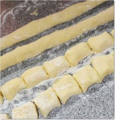 receita prática e fácil de nhoque de batata