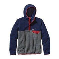 M Synch Snap-T Hoody #patagonia