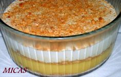 This Portuguese quick pudding dessert recipe is very easy to make and very delicious.