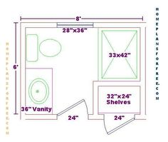 Small Bathroom Design 5' X 5' beautiful 5x7 bathroom layout | bathroom | pinterest | 5x7