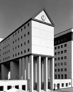 Ritratti di fabbriche, 1978/80, Milan - Gabriele Basilico