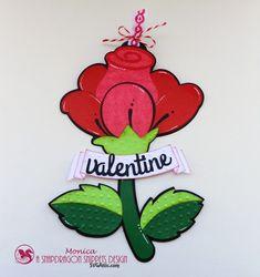 Una rosa para San Valentín