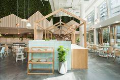 Kitty Burns by Biasol: Design Studio   Café interiors
