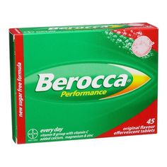 Berocca Performance Original 45 tablets, $21.50