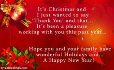 From Spain Its Christmas And Just Wanted To Say Thank You That Its
