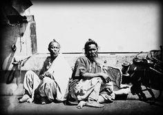 [1871] 조선군 포로의 모습-신미양요