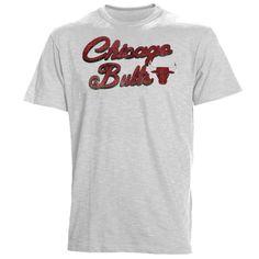 f907549dd  47 Brand Chicago Bulls Flanker T-Shirt - Ash