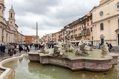 Фото - подорожі по світу: Рим, Италия: прогулки по улицам