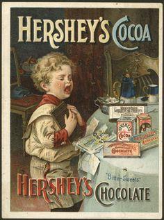 Hershey's Cocoa.