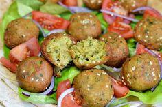 Chiftelute din naut, de post - CAIETUL CU RETETE Vegan Foods, Vegan Recipes, Ethnic Recipes, Blog, Vegane Rezepte, Blogging, Vegetarian Recipes