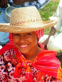 Smile of Martinique