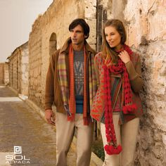 The new 2016-2017 Autumn-Winter Sol Alpaca Collection, a set of clothes and accessories made from the finest alpaca fibre and embodying Andean designs.