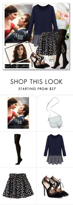 """""""Get Emilia Clarke's Me Before You Look."""" by lookbookstore ❤ liked on Polyvore featuring SPANX"""