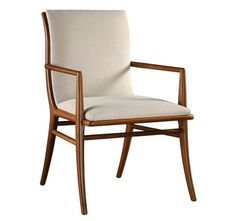 Hekman 8054A Empress Arm Chair Senior Living, Game Room, Mid-century Modern, Accent Chairs, Armchair, Mid Century, Furniture, Home Decor, Upholstered Chairs