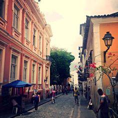 Brésil - Salvador de Bahia - Maison de couleurs Découvrez notre voyage au brésil sur notre blog Deco and Stories