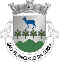 Brasão de armas de São Francisco da Serra