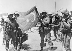 #Kıbrıs Harekâtı'nın 43. Yıl Dönümü