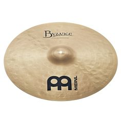 Meinl Byzance Traditional 18 Inch Extra Thin Hammered Crash Cymbal