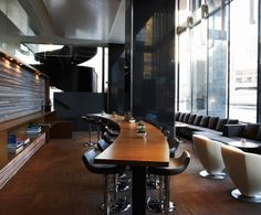 LEMAYMICHAUD | GERMAIN | Calgary | Architecture | Design | Hospitality | Hotel | Lobby | Seating | Lounge |