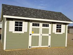 Portable Sheds, Portable Cabins, 3d Building, Metal Buildings, Construction, Outdoor Structures, Home, Design, Building